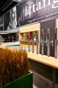 Fairplay - Konzept.Raum.Design - Zillertal Bier auf der FAFGA in Innsbruck