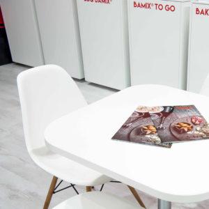 Fairplay - Konzept.Raum.Design - Bamix auf der Ambiente Frankfurt