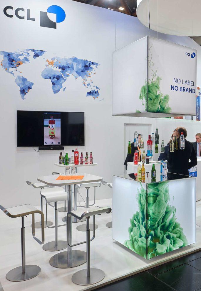 Fairplay - Konzept.Raum.Design - CCL Meerane auf der BrauBeviale in Nürnberg