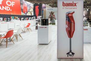 Fairplay - Konzept.Raum.Design - Bamix auf der Ambiente Stuttgart