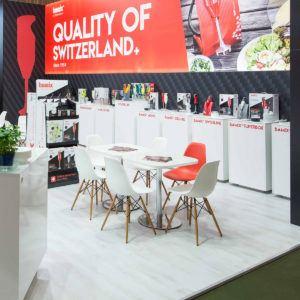 Fairplay - Konzept.Raum.Design - Bamix auf der Ambiente in Frankfurt
