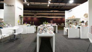 Fairplay - Konzept.Raum.Design - Mäser auf der Ambiente in Frankfurt