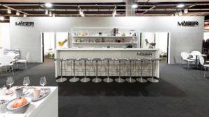 Fairplay - Konzept.Raum.Design - Mäser auf der Ambiente in Stuttgart