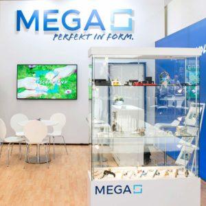 Fairplay - Konzept.Raum.Design - MEGA auf der Euroguss Nürnberg und Swissbau Basel